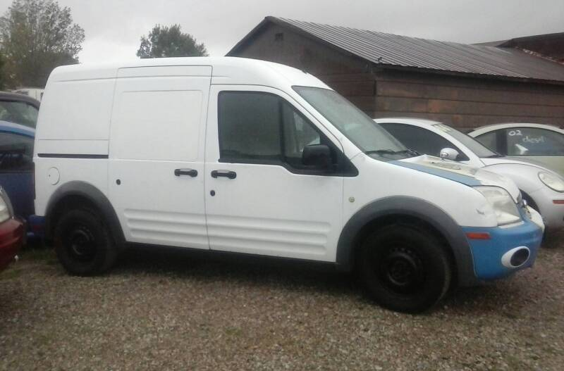 2010 Ford Transit Connect for sale at BRETT SPAULDING SALES in Onawa IA