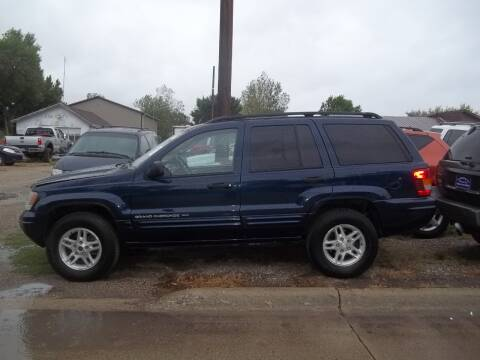 2004 Jeep Grand Cherokee for sale at BRETT SPAULDING SALES in Onawa IA