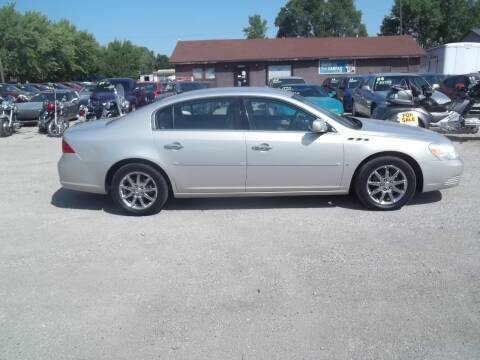 2007 Buick Lucerne for sale at BRETT SPAULDING SALES in Onawa IA