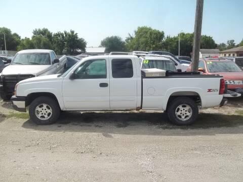 2003 Chevrolet Silverado 1500 for sale at BRETT SPAULDING SALES in Onawa IA