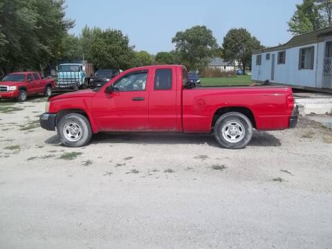 2006 Dodge Dakota for sale at BRETT SPAULDING SALES in Onawa IA