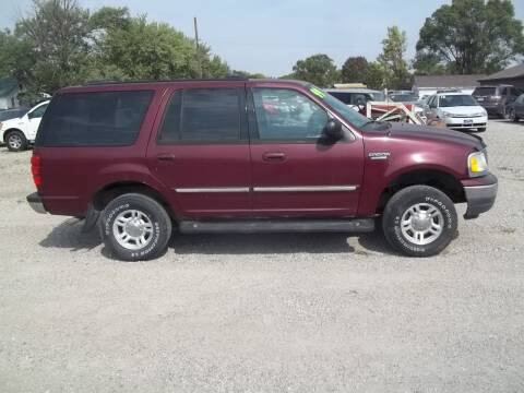 1999 Ford Expedition for sale at BRETT SPAULDING SALES in Onawa IA