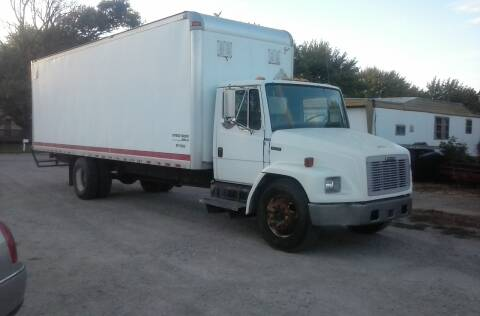 2001 Freightliner FL70 for sale at BRETT SPAULDING SALES in Onawa IA