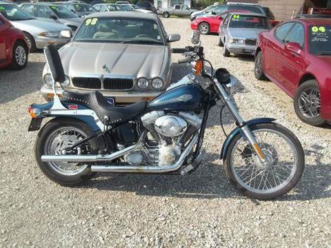 2001 Harley-Davidson Softtail for sale at BRETT SPAULDING SALES in Onawa IA