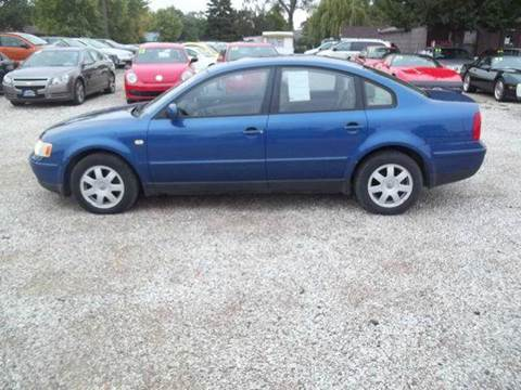 1999 Volkswagen Passat for sale in Onawa, IA
