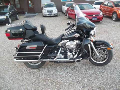 2007 Harley-Davidson Ultra Classic Electra Glide for sale in Onawa, IA