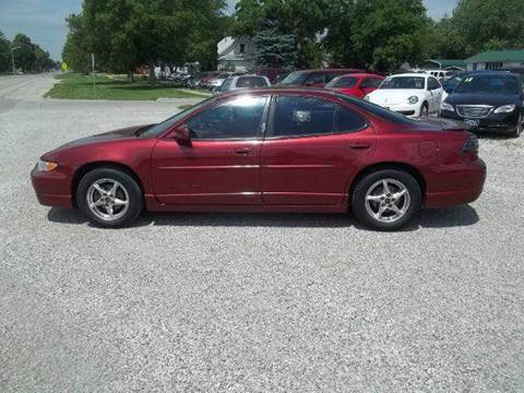 2001 Pontiac Grand Prix For Sale In Paragould Ar Carsforsale