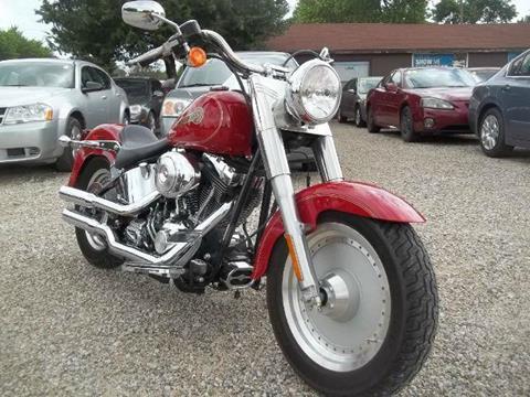2006 Harley-Davidson Fatboy