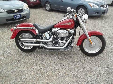 2006 Harley-Davidson Fatboy for sale at BRETT SPAULDING SALES in Onawa IA