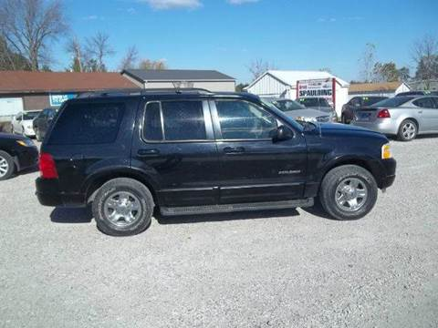 2002 Ford Explorer for sale in Onawa, IA