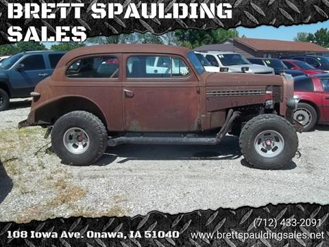 1939 Chevrolet Master Deluxe for sale in Onawa, IA