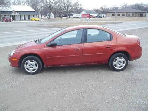 2001 Plymouth Neon for sale in Onawa, IA