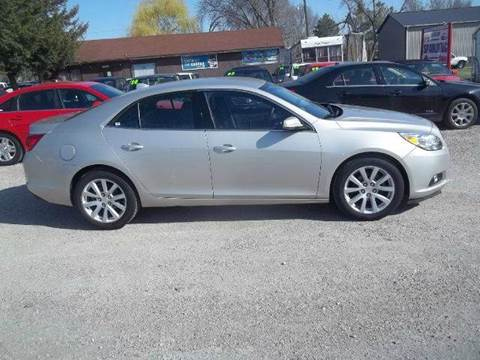 2013 Chevrolet Malibu for sale in Onawa, IA