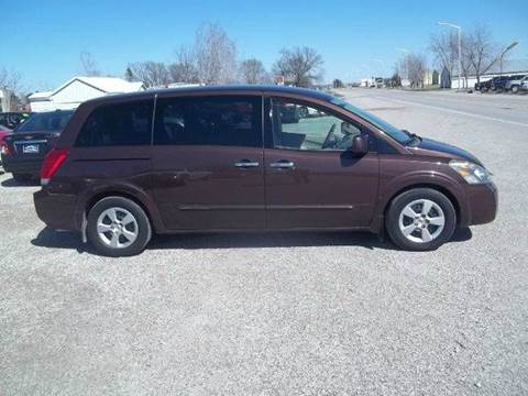 2007 Nissan Quest for sale in Onawa, IA