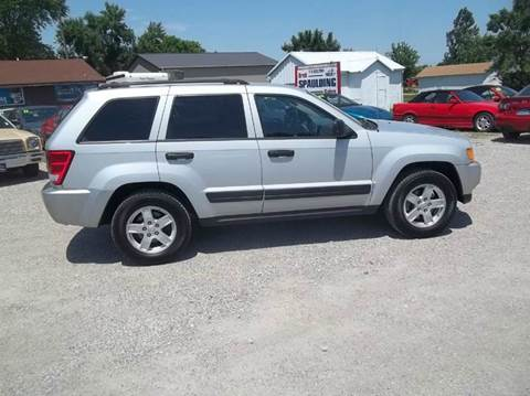 2006 Jeep Grand Cherokee for sale in Onawa, IA