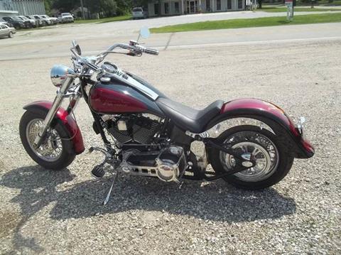 2009 Harley-Davidson Custom