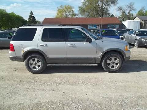 2003 Ford Explorer for sale in Onawa, IA