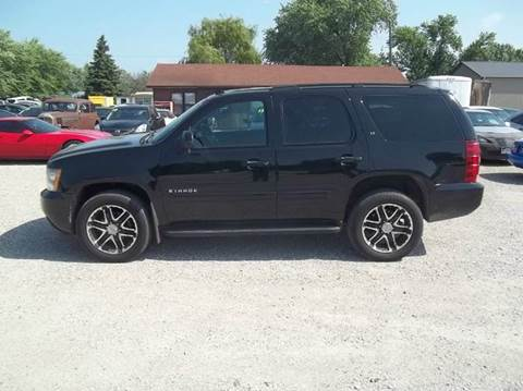 2007 Chevrolet Tahoe for sale in Onawa, IA