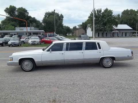 1991 Cadillac Brougham for sale in Onawa, IA