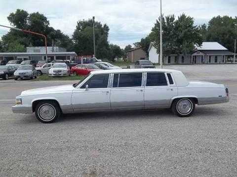 1991 Cadillac Brougham for sale in Onawa, IA