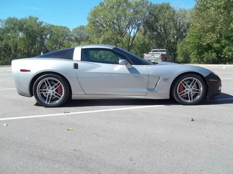 2006 Chevrolet Corvette for sale at BRETT SPAULDING SALES in Onawa IA