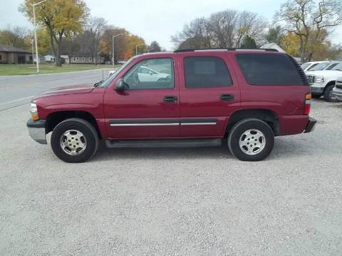 used chevrolet tahoe for sale in onawa ia. Black Bedroom Furniture Sets. Home Design Ideas