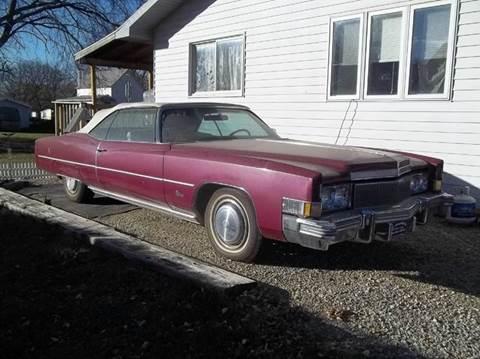 1974 Cadillac Eldorado For Sale Carsforsale Com 174