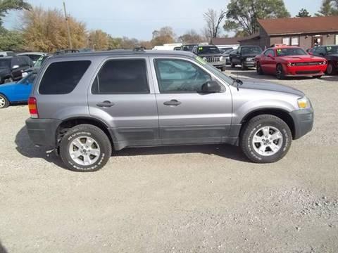 Used 2007 Ford Escape For Sale In Iowa Carsforsale Com