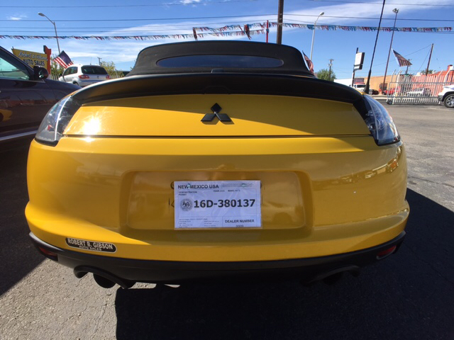 2009 Mitsubishi Eclipse Spyder Gt 2dr Convertible In Albuquerque Nm