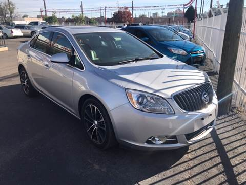 2017 Buick Verano for sale at Robert B Gibson Auto Sales INC in Albuquerque NM