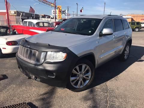 2011 Jeep Grand Cherokee for sale in Albuquerque, NM