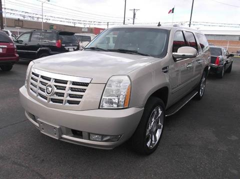 2007 Cadillac Escalade ESV for sale in Albuquerque, NM