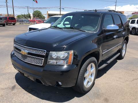 2011 Chevrolet Tahoe for sale at Robert B Gibson Auto Sales INC in Albuquerque NM