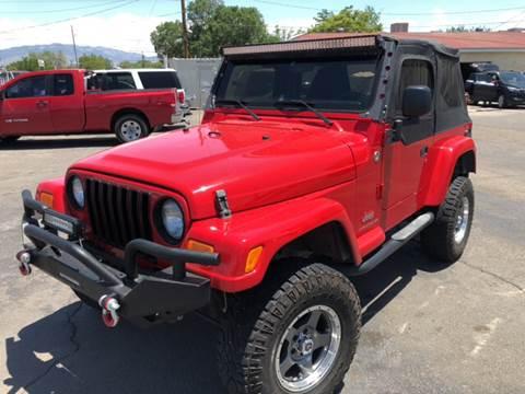 Albuquerque Used Car Dealership Robert B Gibson Auto Sales Inc