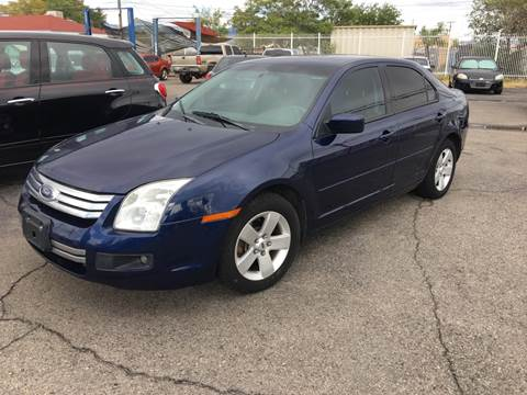 2006 Ford Fusion for sale at Robert B Gibson Auto Sales INC in Albuquerque NM