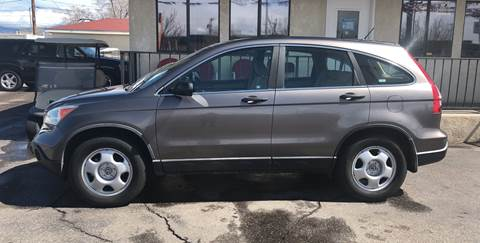 2009 Honda CR-V for sale at Robert B Gibson Auto Sales INC in Albuquerque NM