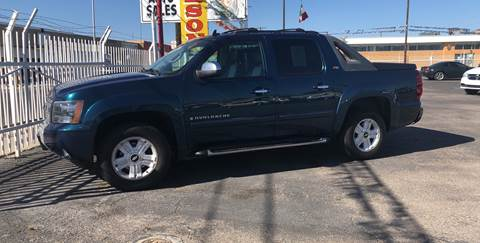 2007 Chevrolet Avalanche for sale at Robert B Gibson Auto Sales INC in Albuquerque NM