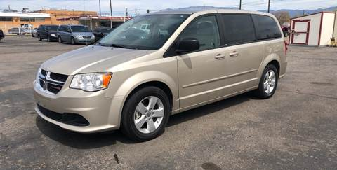 2013 Dodge Grand Caravan for sale at Robert B Gibson Auto Sales INC in Albuquerque NM