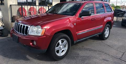 2005 Jeep Grand Cherokee for sale at Robert B Gibson Auto Sales INC in Albuquerque NM