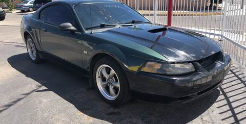2001 Ford Mustang for sale at Robert B Gibson Auto Sales INC in Albuquerque NM