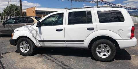 2006 Dodge Durango for sale at Robert B Gibson Auto Sales INC in Albuquerque NM