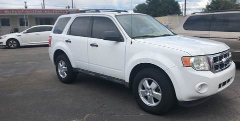 2009 Ford Escape for sale at Robert B Gibson Auto Sales INC in Albuquerque NM