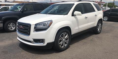 2014 GMC Acadia for sale at Robert B Gibson Auto Sales INC in Albuquerque NM