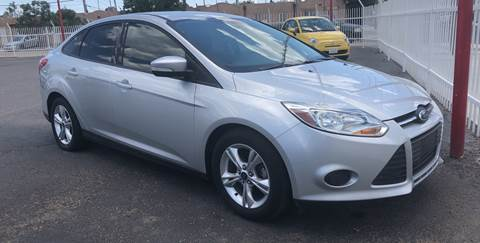 2014 Ford Focus for sale at Robert B Gibson Auto Sales INC in Albuquerque NM
