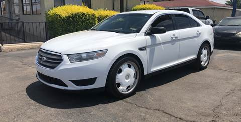2014 Ford Taurus for sale at Robert B Gibson Auto Sales INC in Albuquerque NM