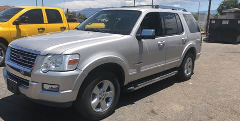 2006 Ford Explorer for sale at Robert B Gibson Auto Sales INC in Albuquerque NM