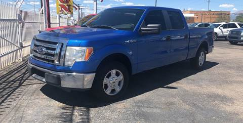 2010 Ford F-150 for sale at Robert B Gibson Auto Sales INC in Albuquerque NM