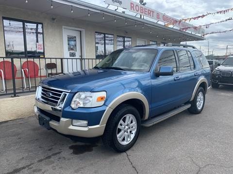 2009 Ford Explorer for sale at Robert B Gibson Auto Sales INC in Albuquerque NM