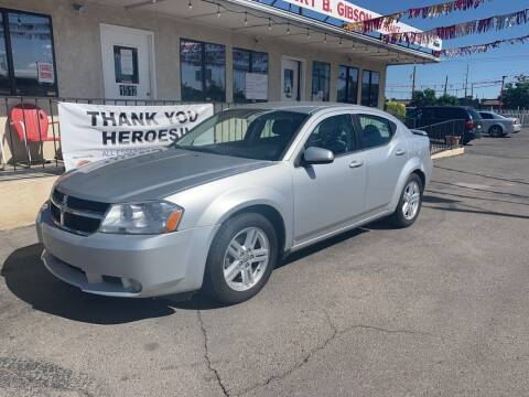 2010 Dodge Avenger for sale at Robert B Gibson Auto Sales INC in Albuquerque NM