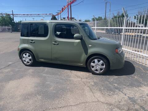 2009 Nissan cube for sale at Robert B Gibson Auto Sales INC in Albuquerque NM
